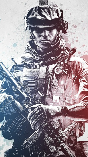 Battlefield 3 Soldier