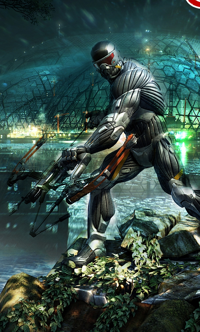Crysis 3 Poster Hd The Iphone Wallpapers