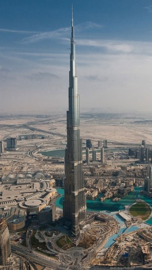 Dubai Tall Tower