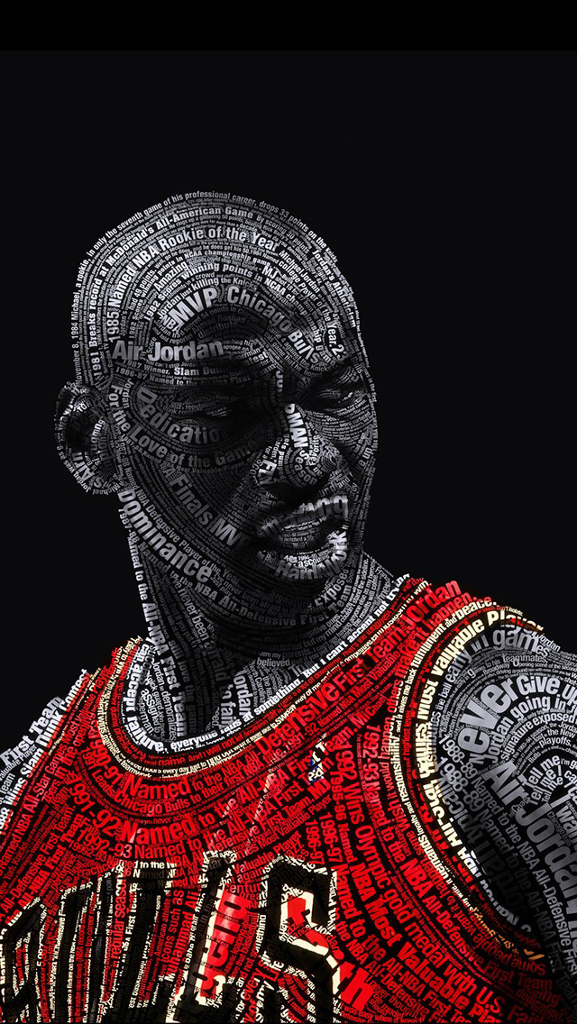 Michael Jordan The iPhone Wallpapers