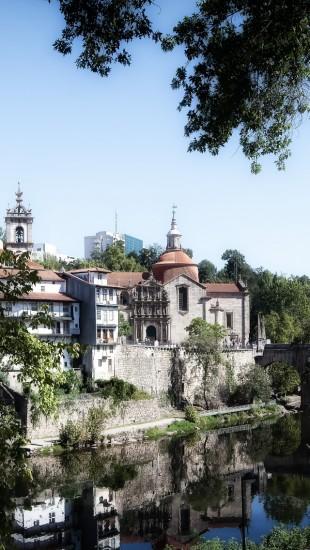 Amarante Portugal City