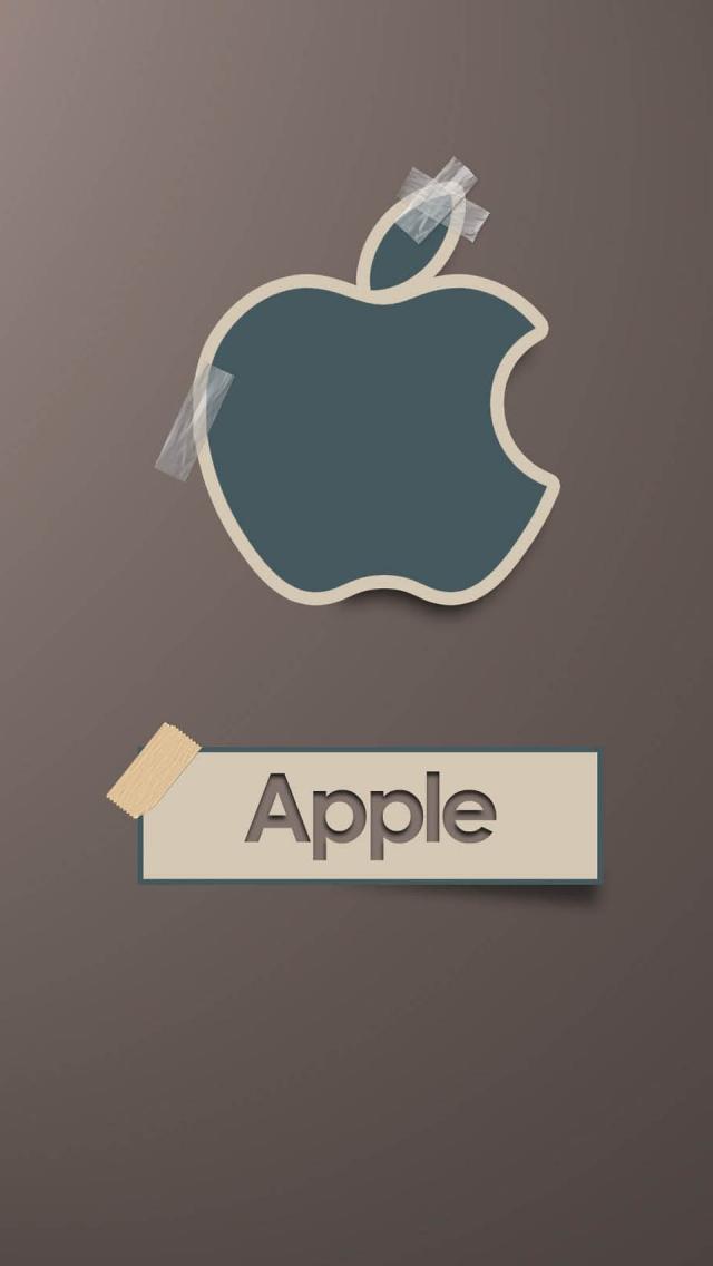 Sticky Wallpaper | Apple Sticky Note
