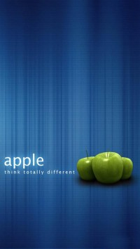 Apple Think Totally Different