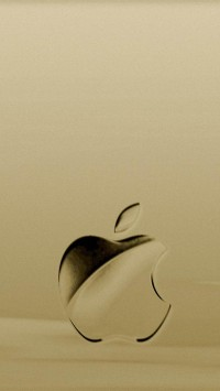 Apple Vintage Background