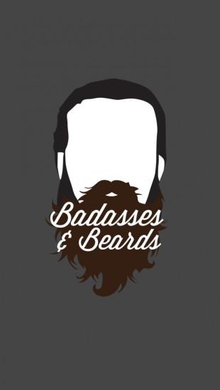 Badasses And Beards
