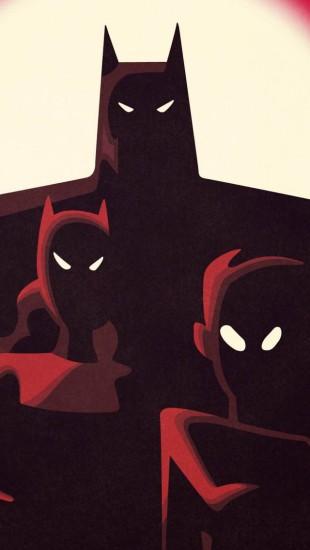 Batman Robin And Batgirl