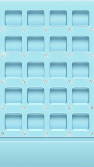 Blue Plastic Frames