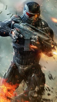 Crysis 2 Shooter Video Game