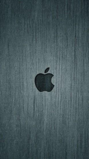 Dark Wood Apple