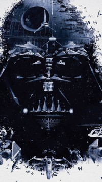 Darth Vader Star