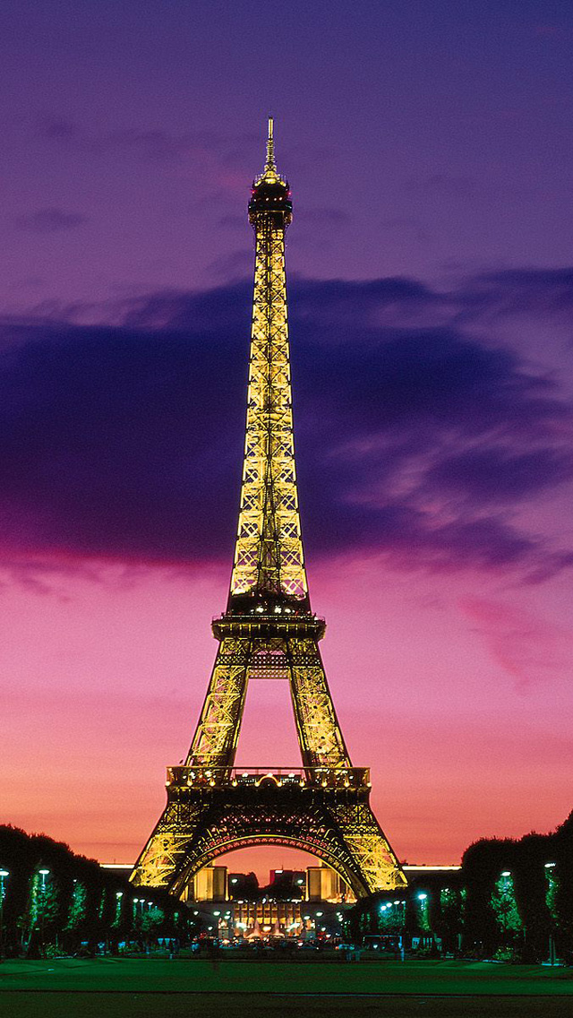 Eiffel Tower The Iphone Wallpapers