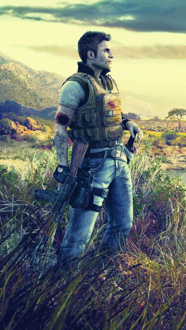 The Iphone Wallpapers Far Cry 3 2012