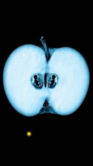 Fringe TV Series Half Apple