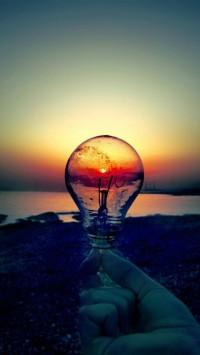 Handheld Bulb