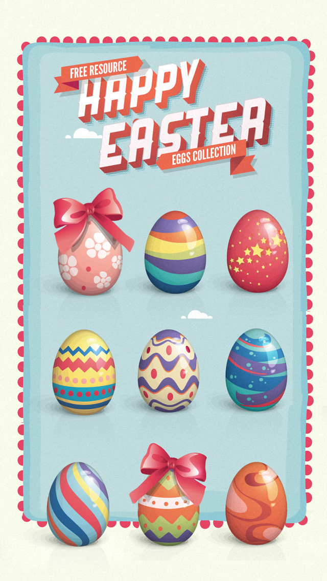 easter eggs happy food - photo #11
