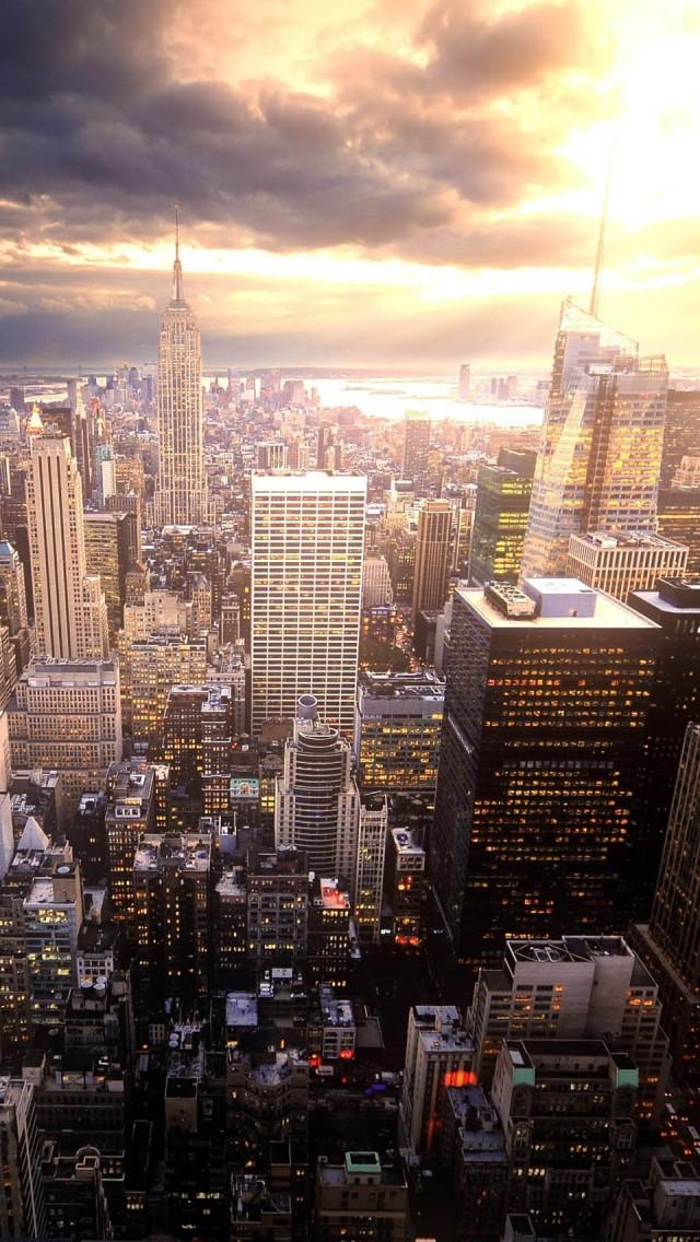 Manhattan Wallpaper Iphone