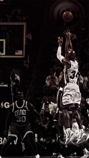Miami Heat Ray Allen