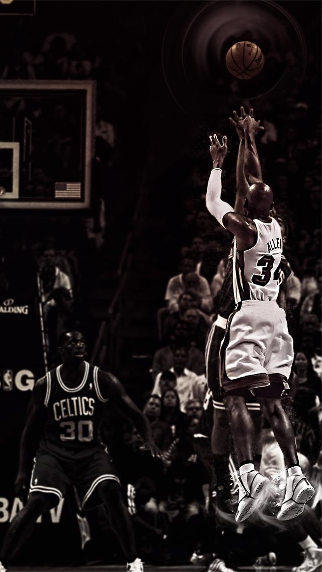 Miami Heat Ray Allen