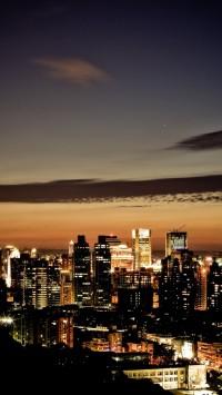 Night Taipei Taiwan