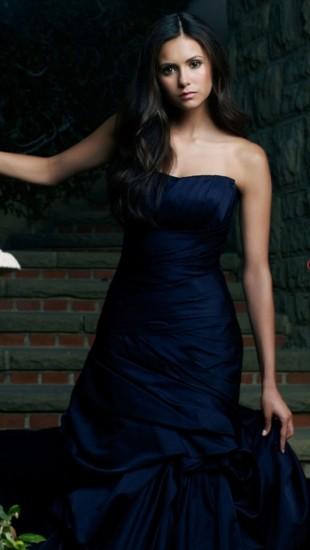 Nina Dobrev Elegant Dress