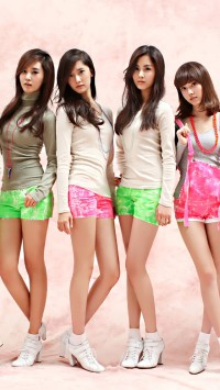 Pink Girls Generation
