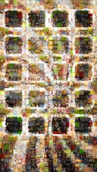 Pixelated