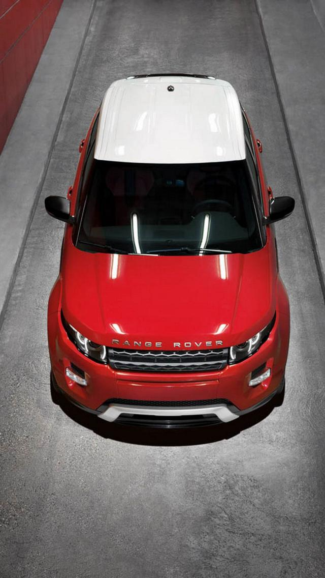 Range Rover Evoque The Iphone Wallpapers