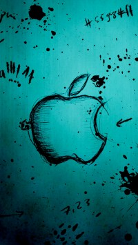 Sketching Apple