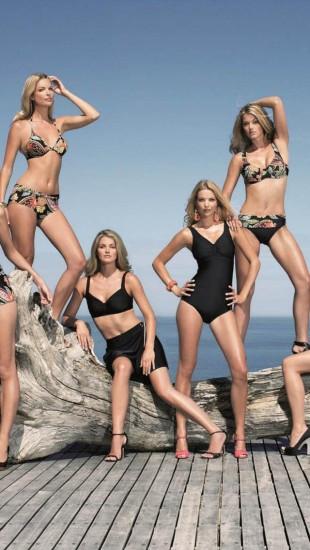 Swimsuit Models
