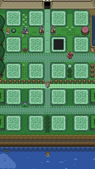 Zelda Frames