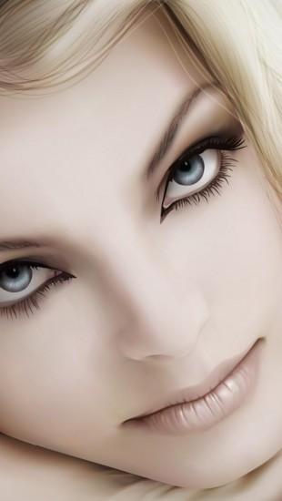 3D Beautiful Face