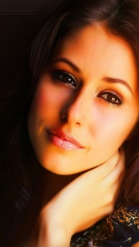 Amanda Crew Peaceful