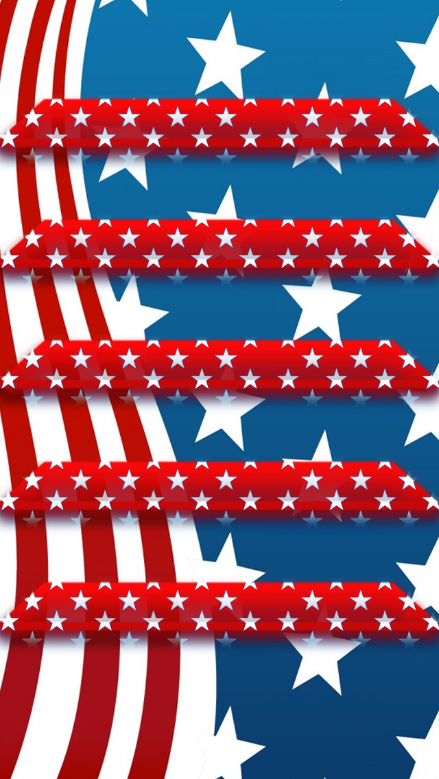 american flag the iphone wallpapers