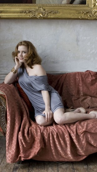 Amy Adams Golden Frames