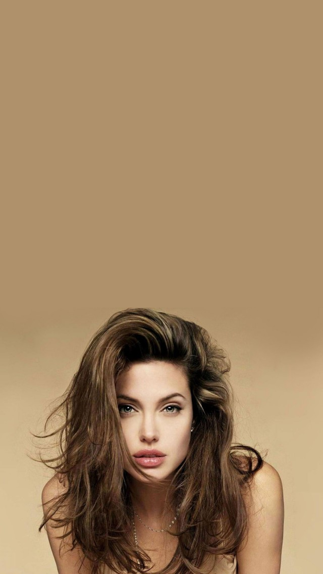 The Iphone Wallpapers Angelina Jolie Superb