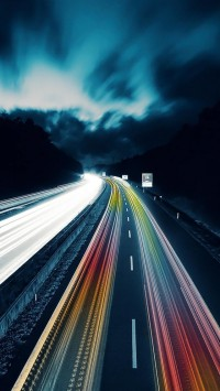 Awesome Highway Abstract