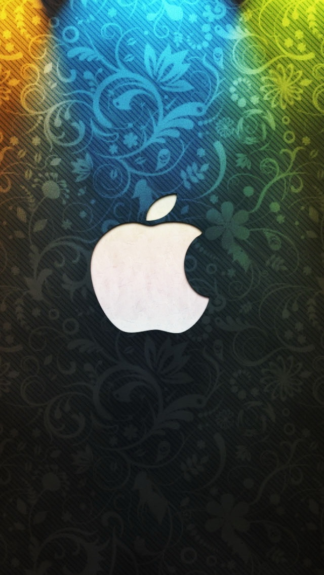 beautiful apple logo design the iphone wallpapers