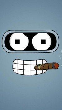Bender Futurama