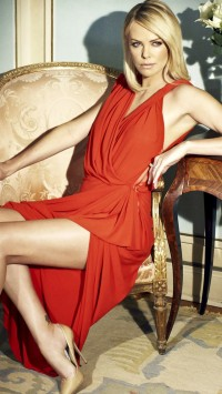 Charlize Theron Luxurious Style