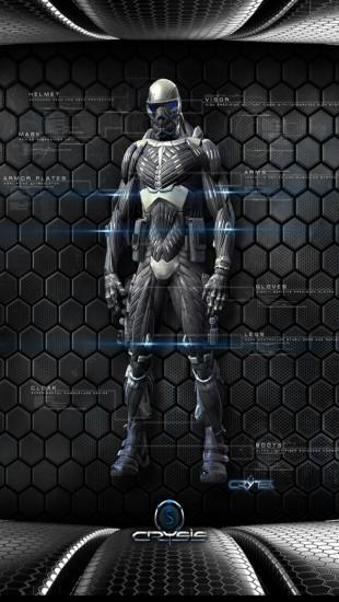 Crysis Character