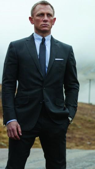 Daniel Craig Skyfall Agent