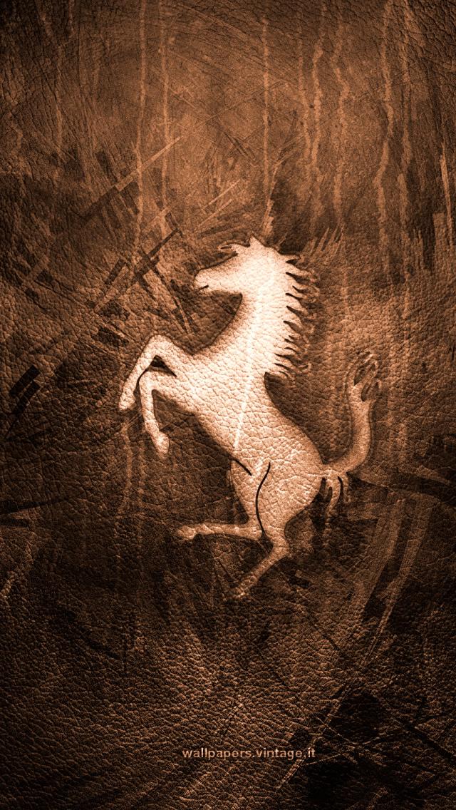 IPhone Wallpaper Tags FerrariLogo Ferrari Logo