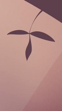 Hanging Leaf