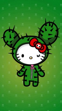 Hello Kitty Cactus