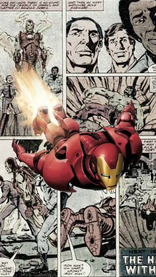Ironman Comics