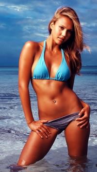 Jessica Alba Lovely