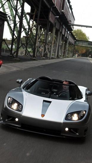 Koenigsegg CCR Supercar