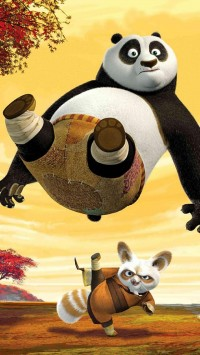 Kung Fu Panda 2 Be The Master