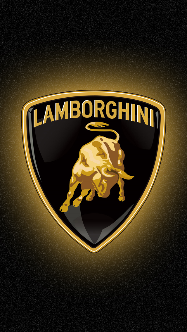 Lamborghini Logo The Iphone Wallpapers