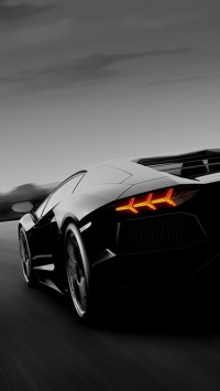 Lamborghini Murcielago Black